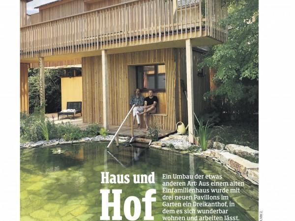 <span>Zeitungsartikel in der Kleinen Zeitung</span><i>→</i>